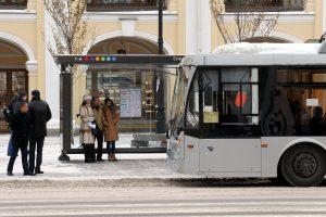 Схема общественного транспорта изменится в рождественскую ночь и 7-8 января