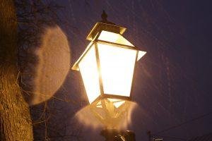 В Ленобласти в пятницу похолодает до минус 4 градусов