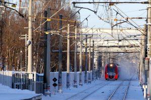 В Ленобласти «отчаянная бабушка» пыталась опередить поезд