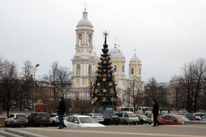 Главный синоптик Петербурга: зима придёт в город к 23 января, но ненадолго