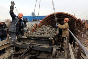 Смольный перевёл «Метрострою» 200 млн рублей на зарплаты