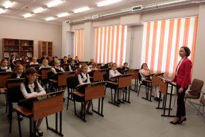 На юго-западе Петербурга открылась новая школа