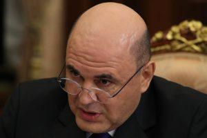 Путин предложил назначить премьер-министром РФ главу ФНС
