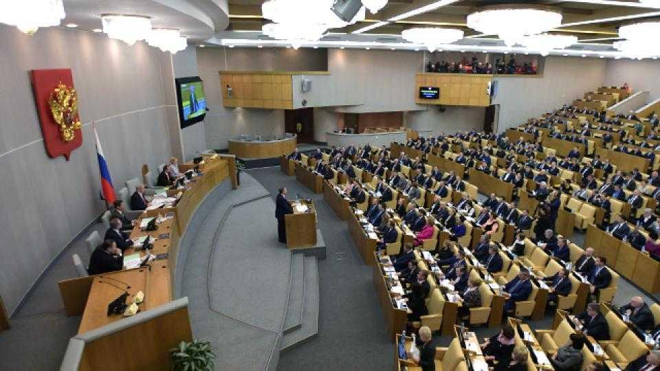 ГД единогласно приняла закон о расширении маткапитала во II чтении