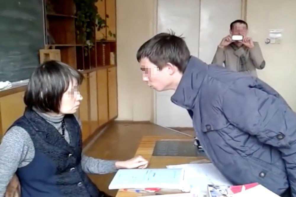 Ученик оскорбил учителя? Родитель заплатит штраф в пять тысяч рублей