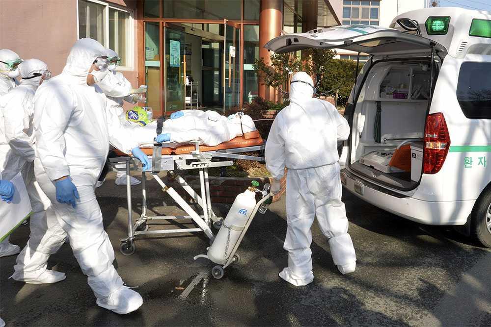 ВОЗ предупредила о возможной пандемии коронавируса
