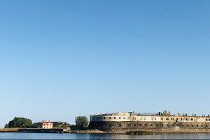 Правительство РФ выделило на реконструкцию форта Кроншлот 2,3 млрд рублей