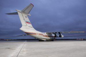 Россияне с лайнера Diamond Princess прибыли в Казань