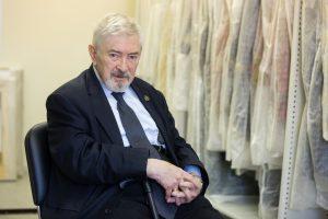 Ушёл из жизни президент ГМЗ «Петергоф» Вадим Знамёнов