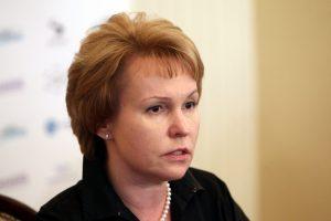 Анну Митянину освободили от должности вице-губернатора