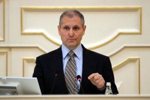 Елин назвал задачи нового главы комитета о промышленной политике