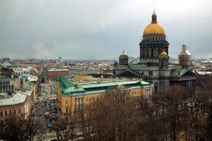Депутат Ленобласти предложил переименовать Санкт-Петербург