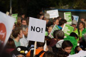 На митинг в поддержку фигурантов дела «Сети» пришли более 200 человек