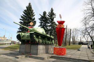 Сквер на проспекте Стачек станет «Ленинградским»