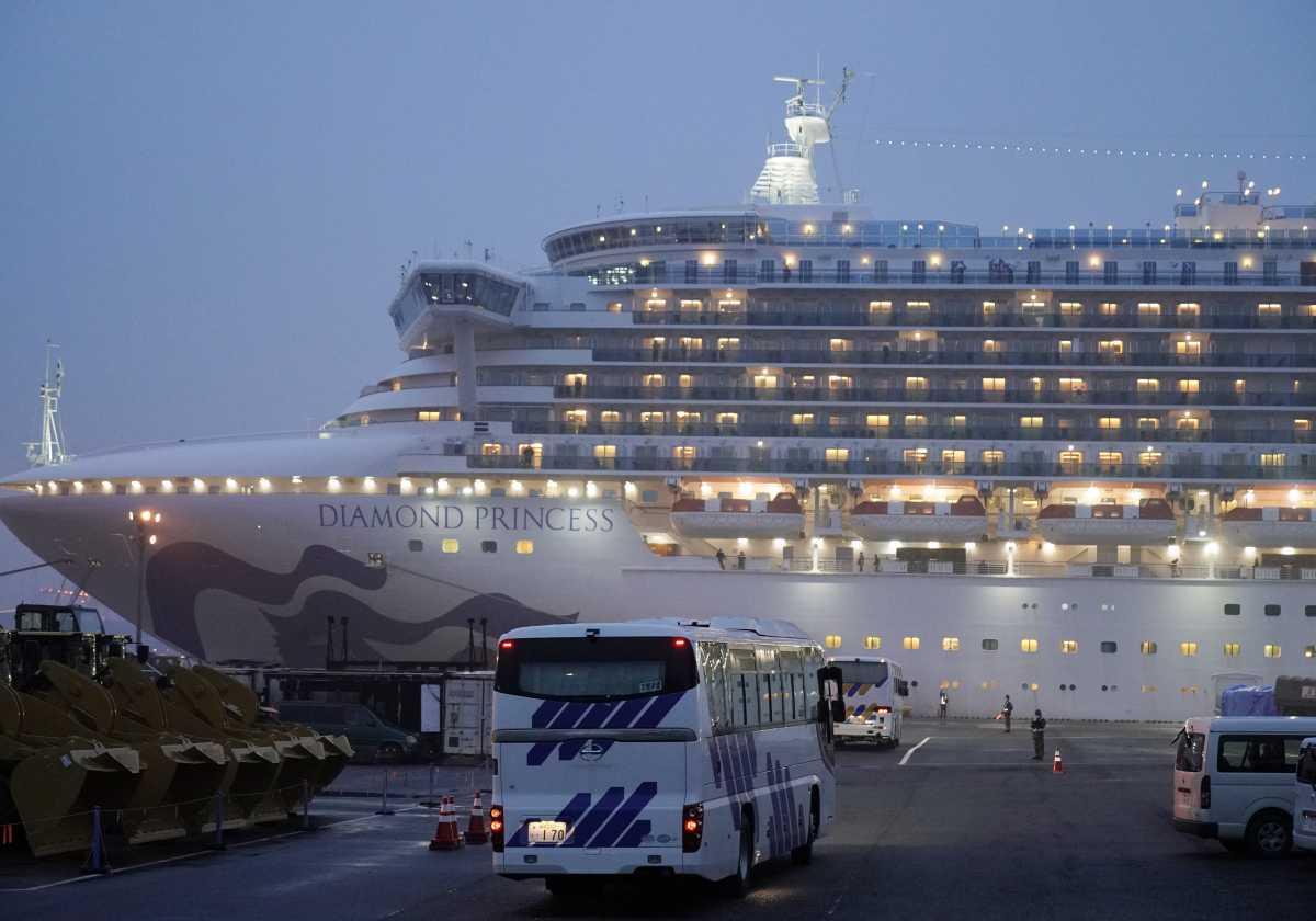 Россиянка подхватила коронавирус накруизном лайнере