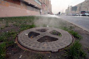 Беглов: Реконструкция теплосетей на улице Ольминского должна завершиться до 20 июня