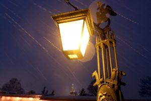 В понедельник в Ленобласти пройдёт снег