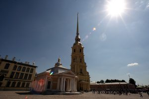 Гидрометцентр: петербуржцев ждут тёплая весна и недождливое лето