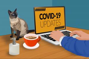 Количество случаев заражения COVID-19 в России увеличилось до 306
