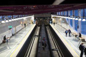 СМИ: Пассажиропоток в петербургском метро снизился на четверть