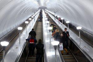 Коронавирус «переименовал» две станции в столичной подземке