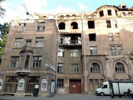 В  КГИОП отклонили проект сноса дома Басевича