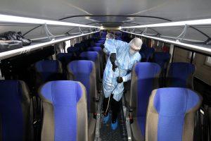 Смольный: С 3 апреля в Петербурге закрывается ещё ряд автобусных маршрутов