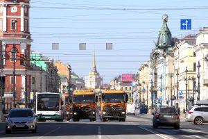 Петербург занял девятое место в рейтинге самоизоляции