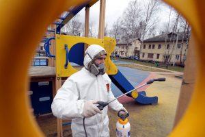 Смольный: За сутки в Петербурге обследовали на коронавирус 3 тыс. 844 человека