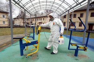 В России подтвердились более 6 тыс. новых случаев COVID-19