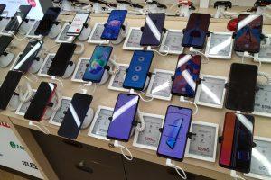 Полиция задержала подозреваемую в серийном воровстве смартфонов