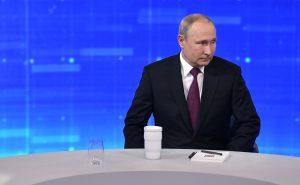 Путин поручил в полном объёме восстановить работу космической отрасли