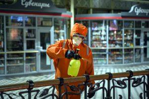 В России зафиксировали больше 9 тысяч новых случаев COVID-19