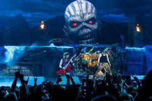 Iron Maiden перенесли на неопределённый срок выступления в Москве и Петербурге