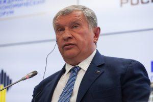 Игорь Сечин останется во главе «Роснефти» ещё на 5 лет