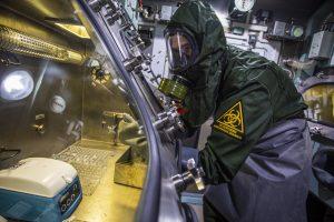 В Ленинградской области из-за коронавируса создали подразделения химзащиты быстрого реагирования