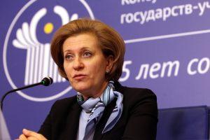 Глава Роспотребнадзора заявила об остановке прироста заболевших коронавирусом