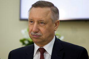 Беглов: Введение пропускного режима в Петербурге пока нецелесообразно