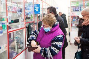 За сутки в России зафиксировали более 10 тыс. новых заболевших коронавирусом