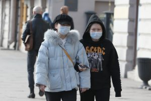 В МВД рассказали о штрафах за отказ от тестирования на коронавирус