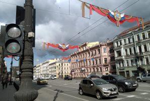 Комитет по печати: праздничное оформление города сокращено на 85 процентов
