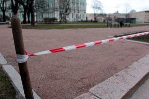 В Петербурге за сутки подтверждено почти 350 новых случаев коронавируса, два человека умерли
