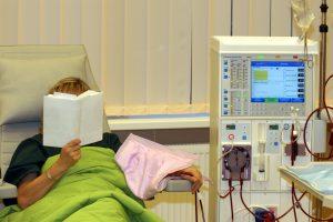 Суд в Петербурге оштрафовал больницу за работающее отделение гемодиализа