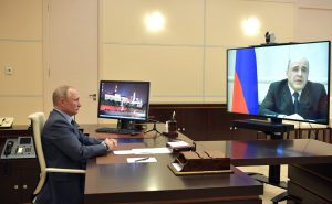 У премьера Мишустина нашли коронавирус, и.о. главы правительства назначен Белоусов
