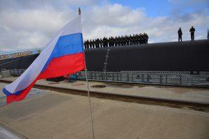 В День России Северный флот получил новую атомную подлодку