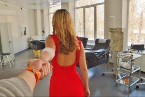 Смольный: Половина петербургских доноров крови моложе 30 лет