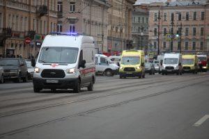 В Петербурге болеет каждый пятый сотрудник скорой помощи