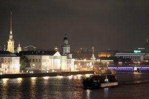 Навигация в Петербурге стартует 28 июня