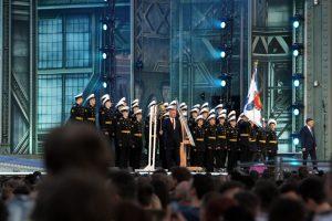 Александр Беглов поблагодарил ветеранов за сохранение исторической памяти