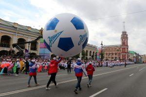 Матч полуфинала Кубка России по футболу между «Зенитом» и «Спартаком» пройдёт в Петербурге
